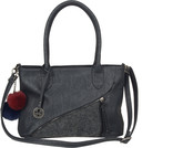 Rieker - PURSE BLUE AND BLACK