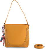 Joanel - PIXIE HOBO SUEDE YELLOW