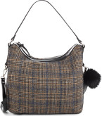 Joanel - NEW ENGLAND HOBO BAG BLACK MUL