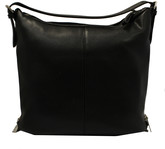 Joanel - INTO THE WILD HOBO BAG BLACK