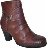 Vangelo - SHORT BOOT BURGUNDY