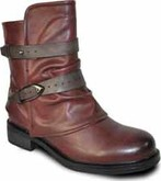 Vangelo - 2 STRAP RIDING BOOT BORDO