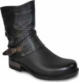 Vangelo - SHORT RIDING BOOT BLACK