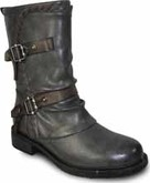 Vangelo - 2 STRAP RIDING BOOT GREY