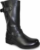 Vangelo - TALL RIDING BOOT BLACK