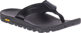 Merrell - BREAKWATER LEATHER FLIP BLACK