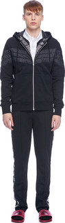 Moose Knuckles - MENS CONCORDIA HOODY BLACK