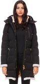 Moose Knuckles - MONT JOLI PARKA BLACK
