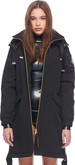 Moose Knuckles - GOULDTOWN PARKA BLACK
