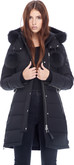 Moose Knuckles - PADDOCKWOOD PARKA BLACK