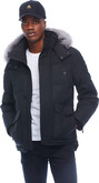 Moose Knuckles - ROUND ISLAND JACKET BLACK