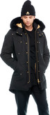 Moose Knuckles - STAG LAKE PARKA BLACK