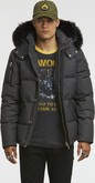 Moose Knuckles - M 3Q JACKET GRANITE-BLACK