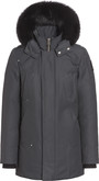 Moose Knuckles - STIRLING PARKA GRANITE-BLACK