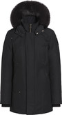 Moose Knuckles - STIRLING PARKA BLACK-BLACK