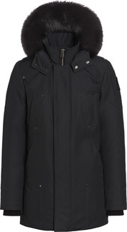 Moose Knuckles - MENS STIRLING PARKA BLACK-BLACK