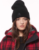 Moose Knuckles - MOOSE TRIBE TOQUE BLACK