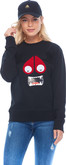 Moose Knuckles - MOOSE MUNSTER SWEATSHIRT BLACK