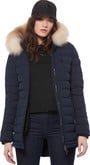 Moose Knuckles - ROSELAWN JACKET NAVY