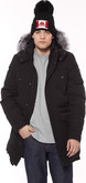 Moose Knuckles - WEST GORE PARKA BLACK