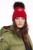 Moose Knuckles - MAPLE LEAF TOQUE RED