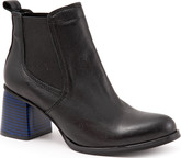Bueno - NALA BLACK WITH BLUE HEEL