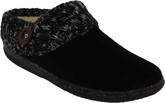 FoamTreads - OKSANA BLACK SUEDE