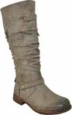 Vangelo - TALL BOOT TAUPE