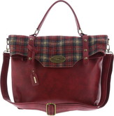 Remonte - PURSE WINE WITH PLAID TRIM