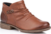 Remonte - TAN ANKLE BOOT