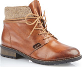 Remonte - CHESTNUT LACE UP BOOT