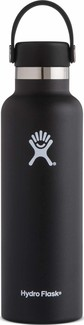 Hydro Flask - 24OZ STANDARD MOUTH BLACK