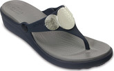 Crocs - SANRAH EMBELLISHED NAVY