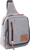 Mouflon - WANDER SLING BAG GREY