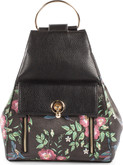 Joanel - RIO SLING BAG BLACK MULTI