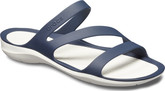 Crocs - SWIFTWATER SANDAL NAVY/WHITE