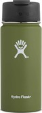 Hydro Flask - 16OZ WIDE MOUTH FLIP LID OLIVE