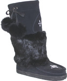 Urban Trail - TALL WATERPROOF BLACK MUKLUK