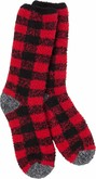 World's Softest - FIRESIDE CREW BUFFALO PLAID