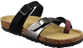 Biofeet - 2 STRAP W/TOE LOOP WONDER WINE