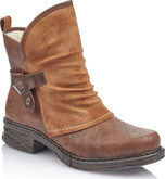 Rieker - TAN ANTIQUE BOOT